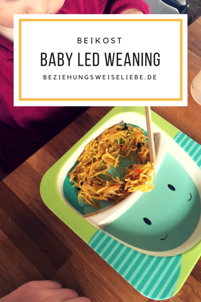 Blw Heißt Baby Led Weaning Mein Baby Isst Selbst Von Anfang An